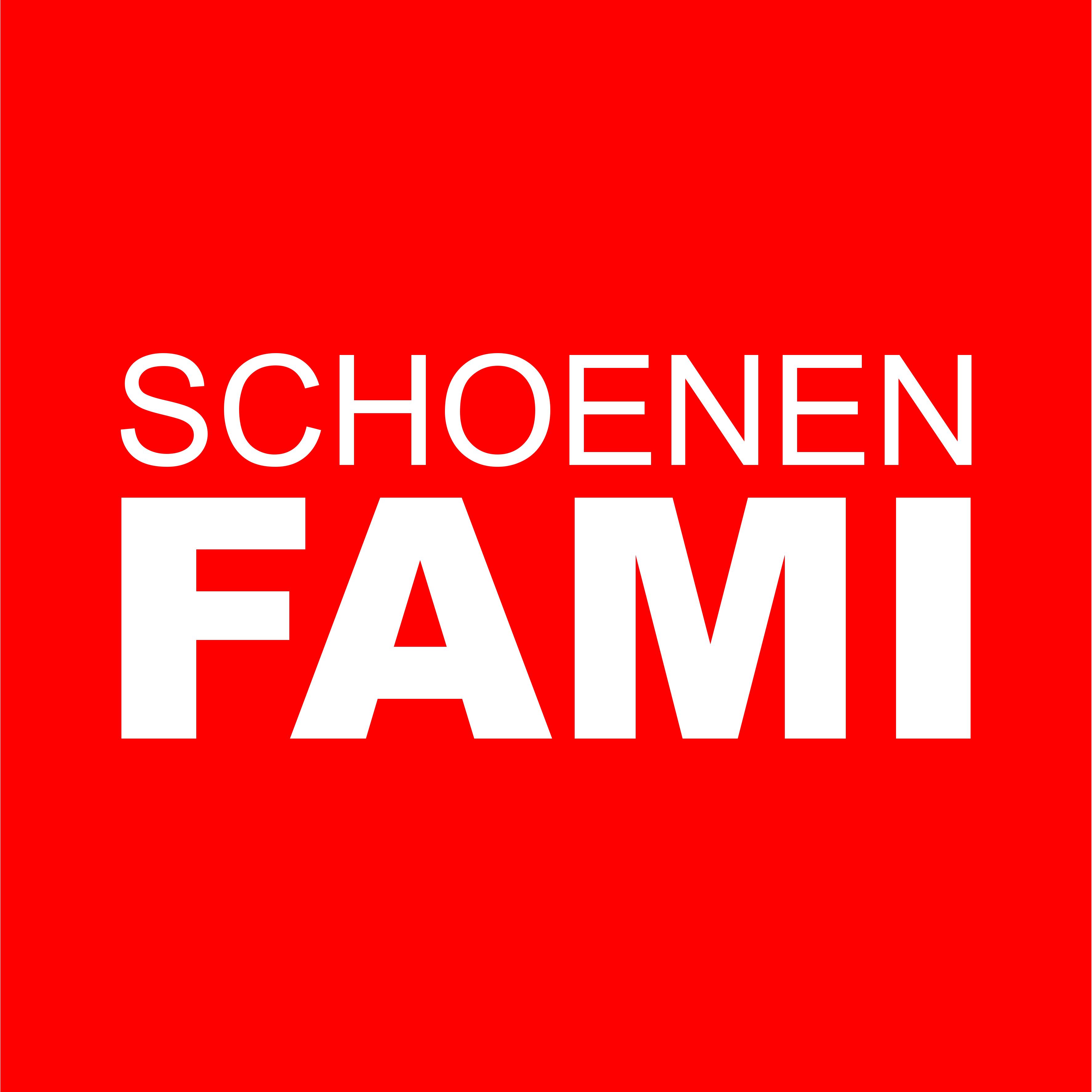 Schoenen Fami logo